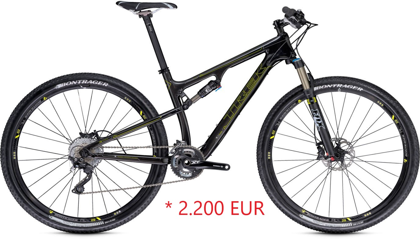 Trek Superfly 100 Elite SL - L
